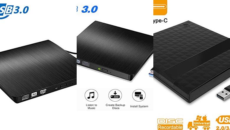 DVD EXTERNO USB 3.0