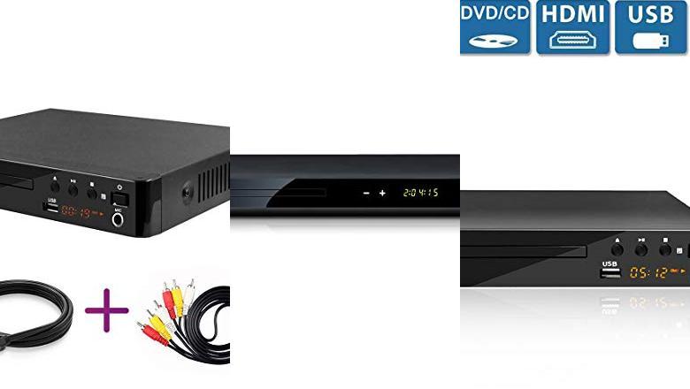 DVD CON HDMI