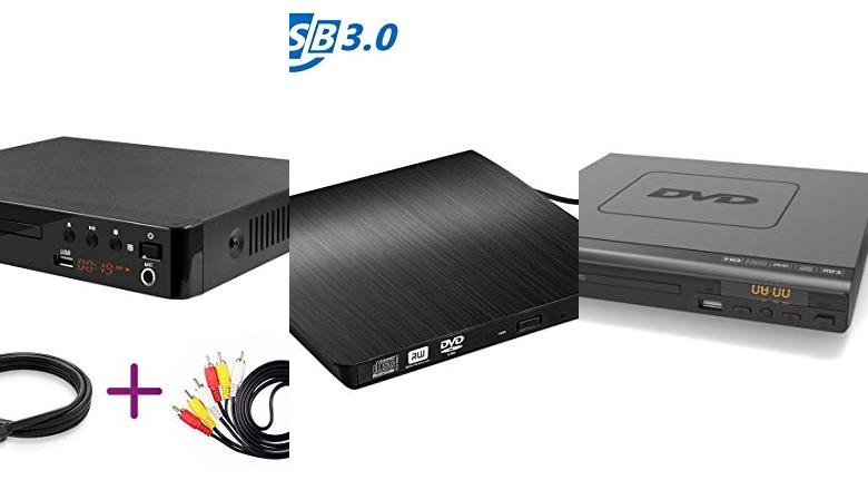 DVD LECTOR HDMI