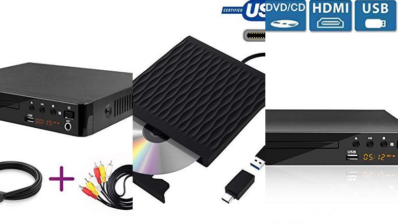 DVD CON USB