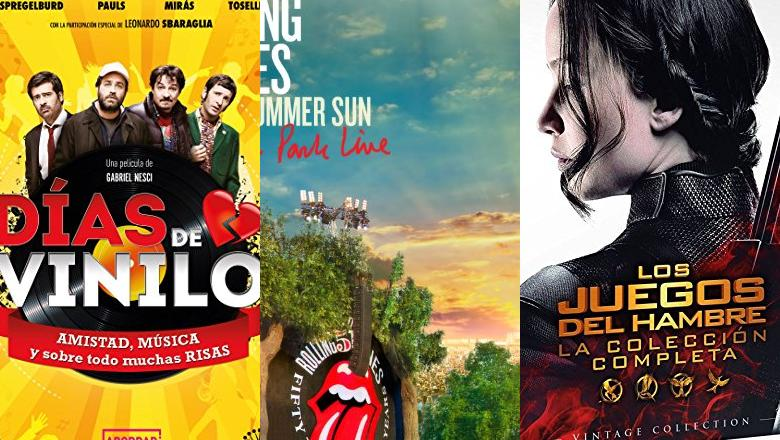 DVD VINILO