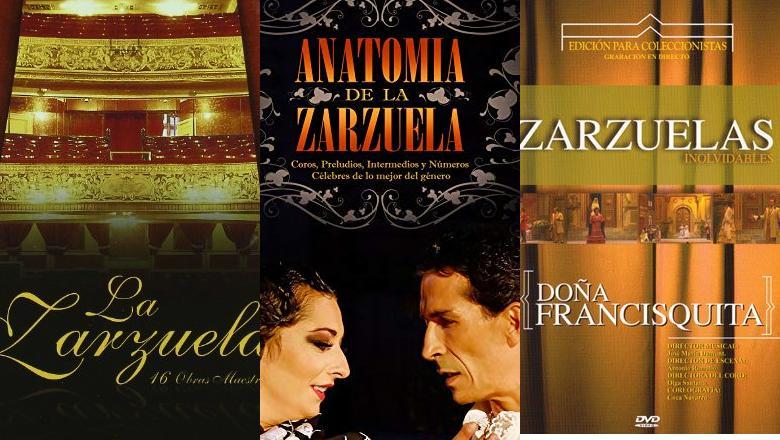 DVD ZARZUELA