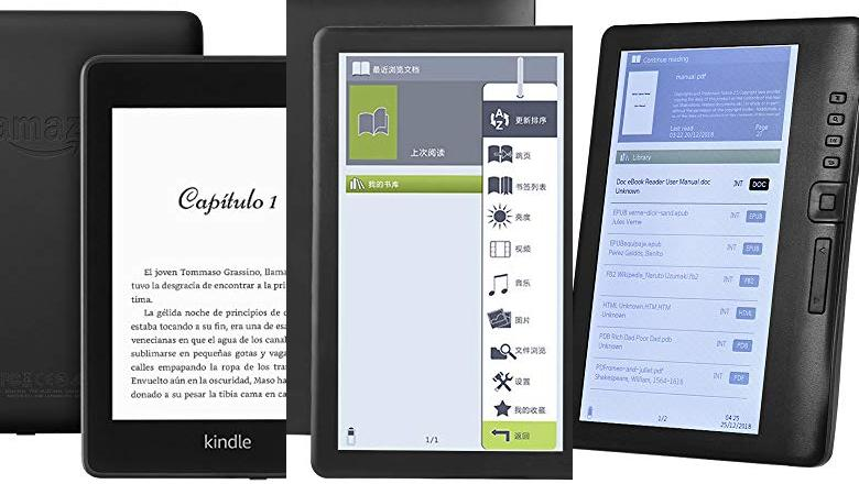 EBOOKS A COLOR