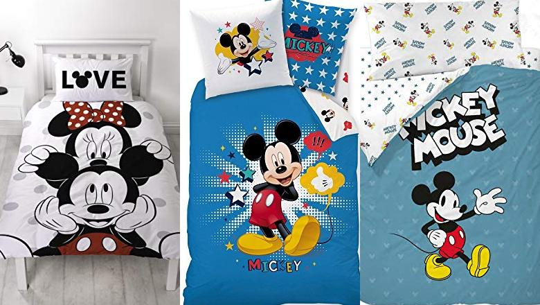 Funda Nordica Mickey Y Minnie Beso.Comprar Edredon Mickey Ofertas Top Junio 2019