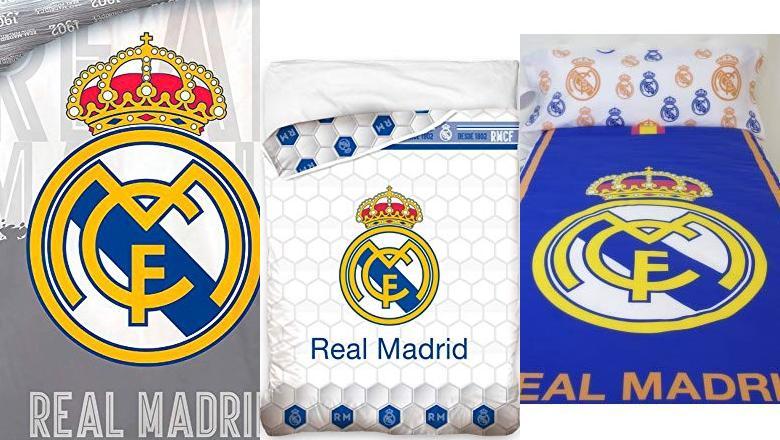 EDREDONES DEL REAL MADRID
