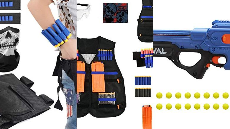 EQUIPOS NERF