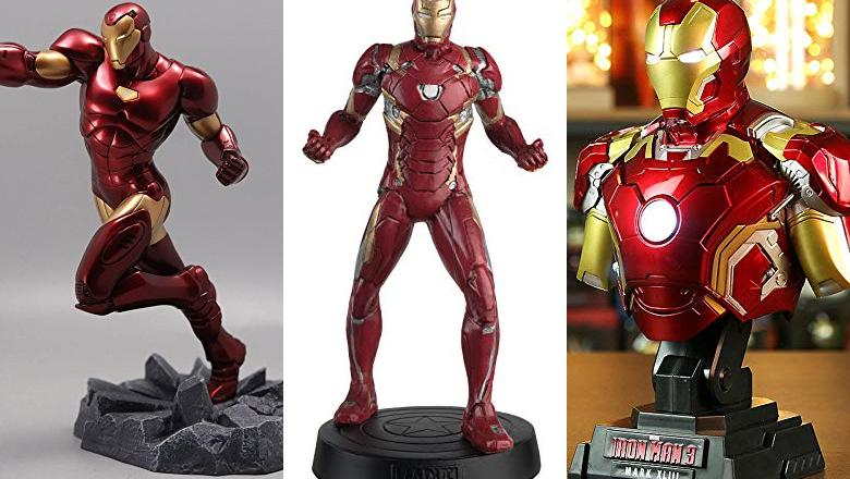 ESTATUA IRON MAN