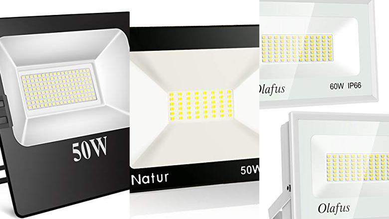 FOCO 50W LED EXTERIOR