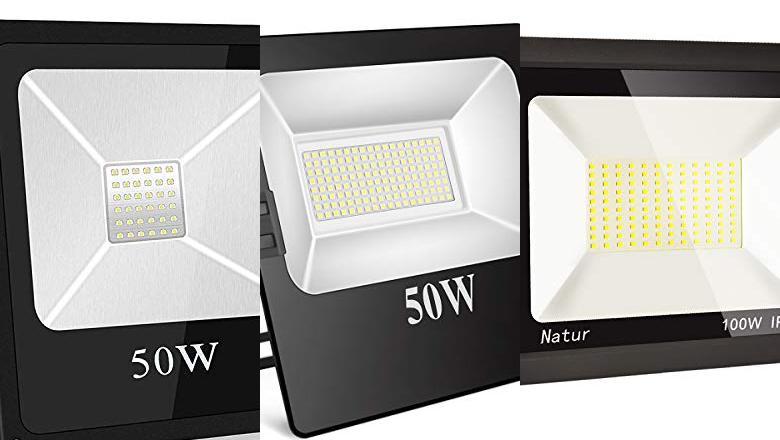 FOCO EXTERIOR LED