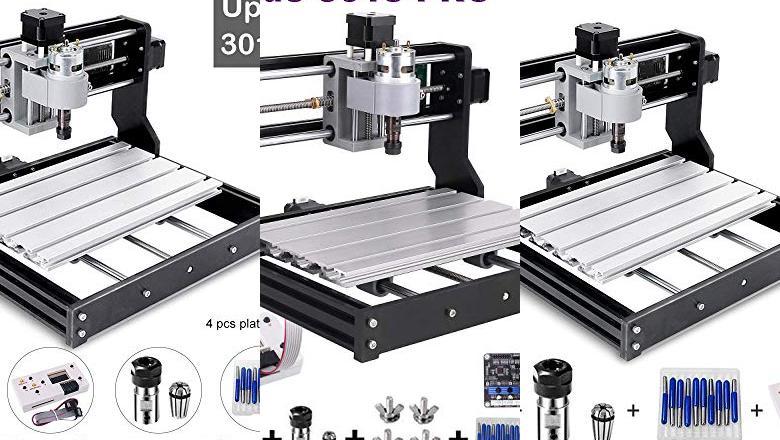 FRESADORA CNC PCB