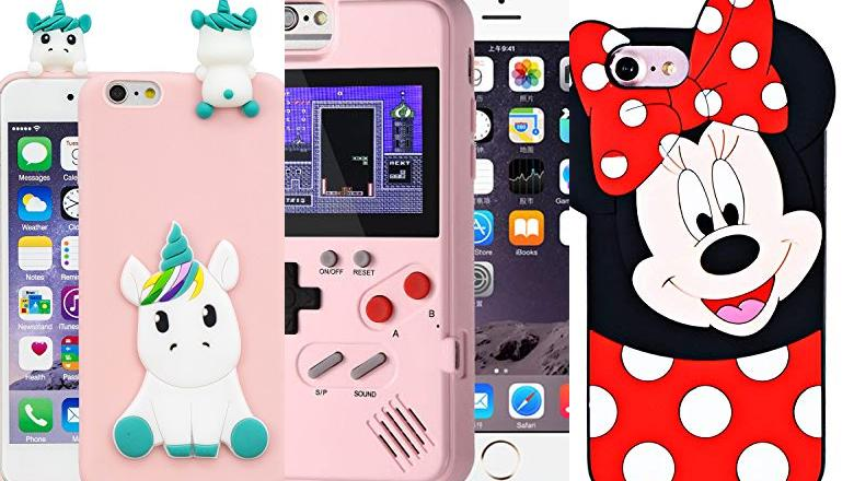 FUNDAS EN 3D IPHONE 6 S PLUS