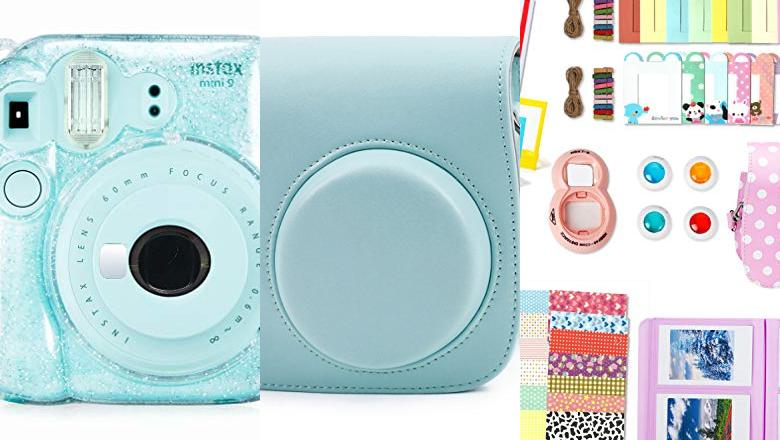 FUNDA CÁMARA INSTAX MINI 9