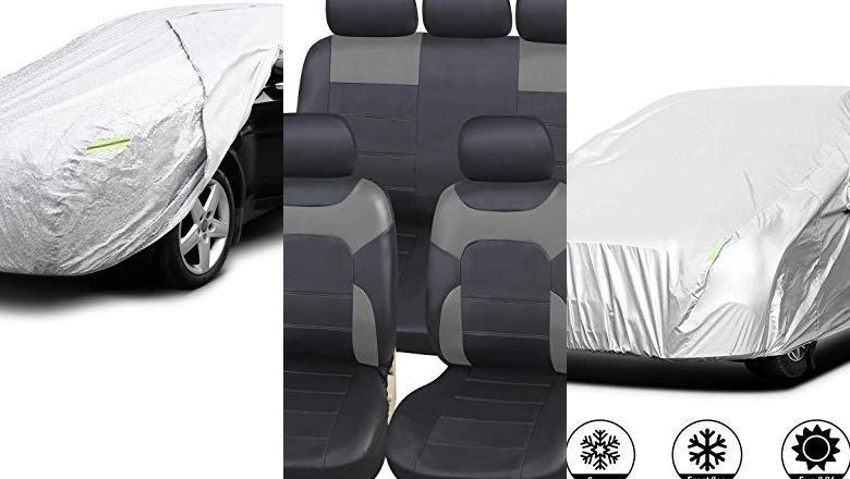 FUNDA PARA COCHE BMW