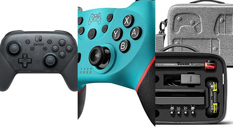 FUNDA PRO CONTROLLER SWITCH