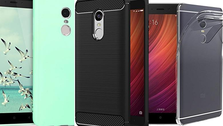FUNDAS REDMI NOTE 4
