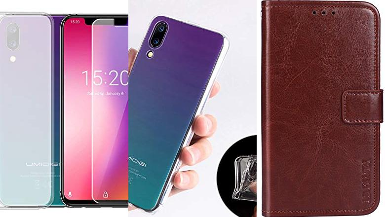 FUNDA UMIDIGI ONE