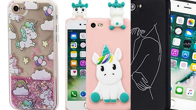 FUNDA UNICORNIO IPHONE 7