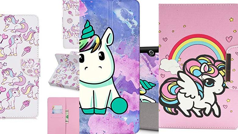 FUNDA UNICORNIOS