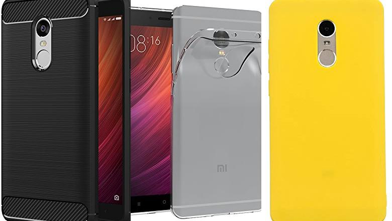 FUNDAS XIAOMI REDMI NOTE 4