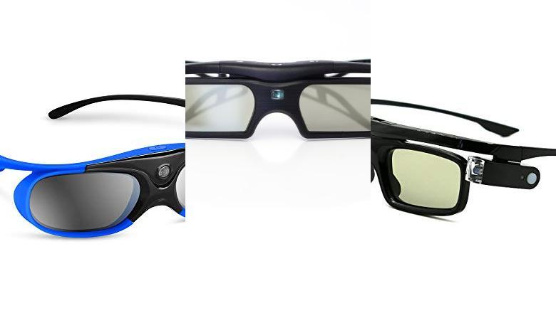 GAFAS 3D ACTIVAS