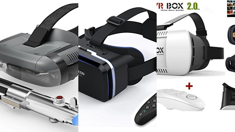 GAFAS BLUETOOTH DE REALIDAD VIRTUAL