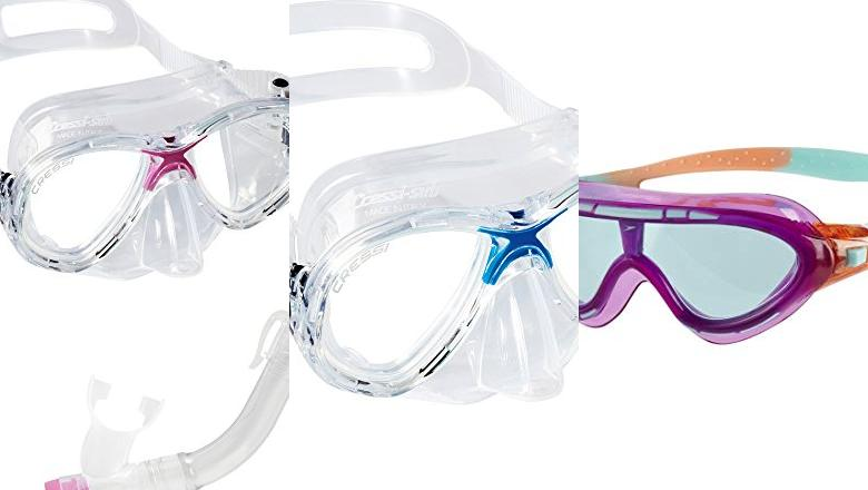 GAFAS DE BUCEO JUNIOR