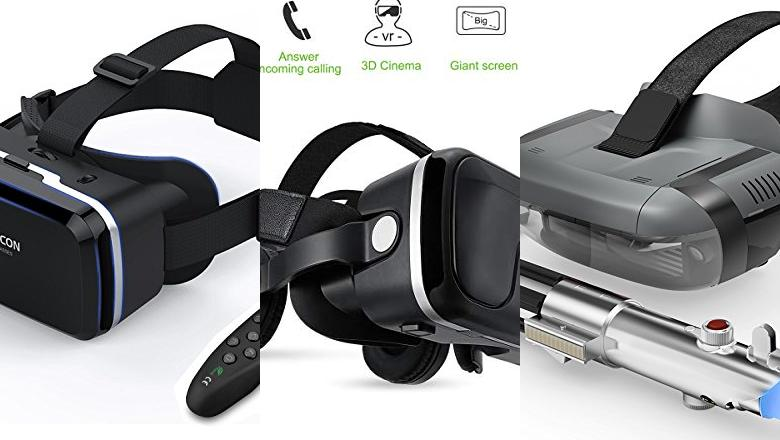 GAFAS REALIDAD VIRTUAL MOVIL