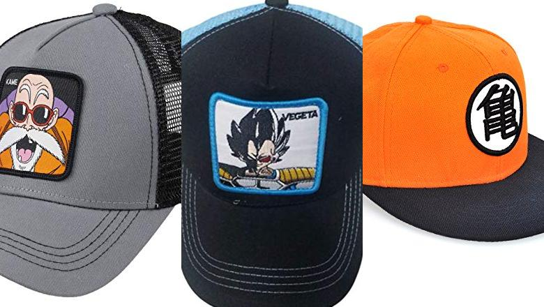GORRA DRAGON BALL