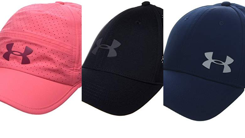 GORRA UNDER ARMOUR MUJER