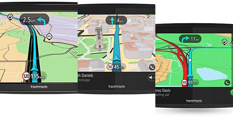 GPS 6 PULGADAS