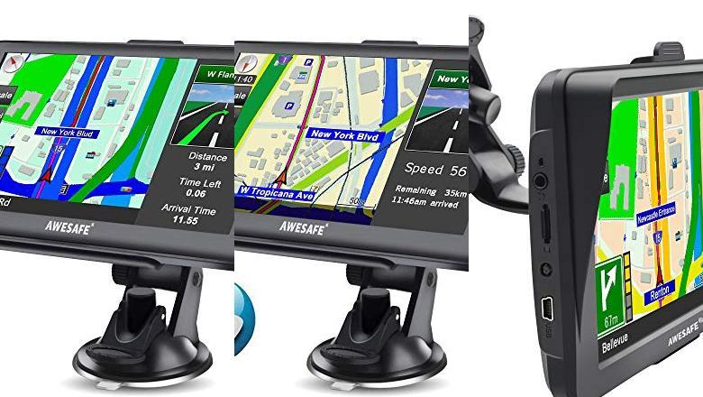 GPS 7 PULGADAS