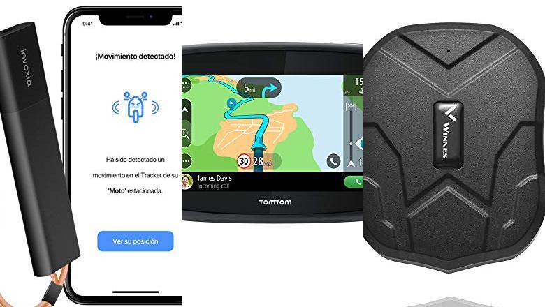 GPS MOTO