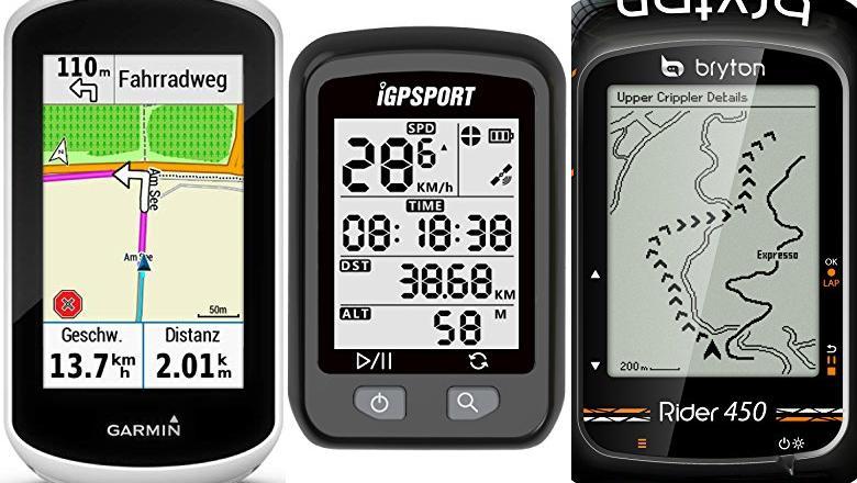 GPS MTB