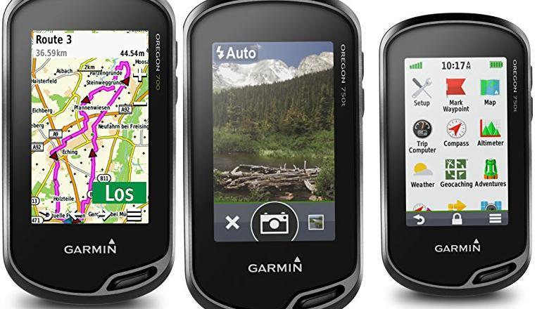GPS OREGON