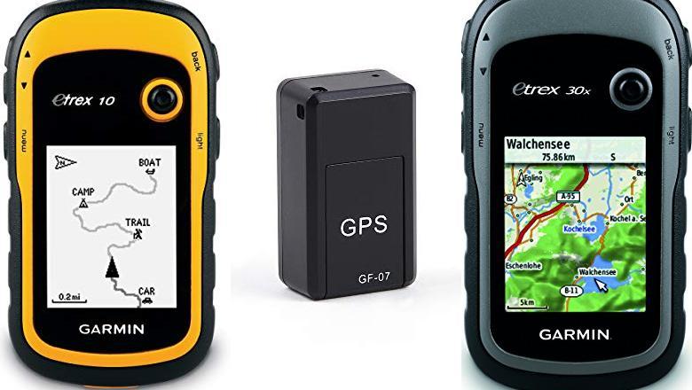GPS PORTATIL