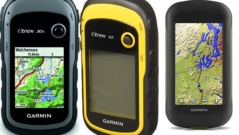 GPS SENDERISMO GARMIN