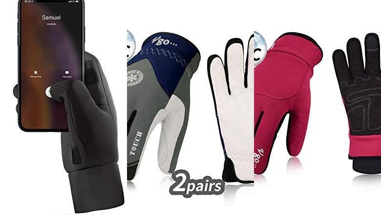 GUANTES 3M MUJER