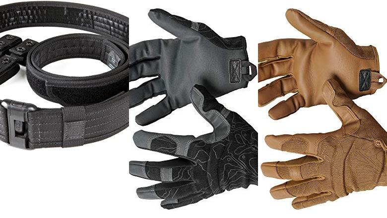 GUANTES 5.11 TACTICAL