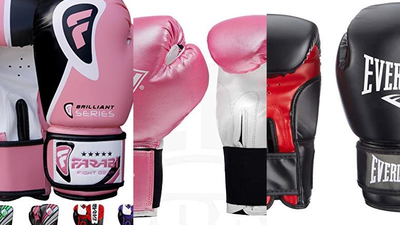 GUANTES BOXEO MUJER