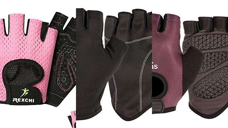 GUANTES GYM MUJER