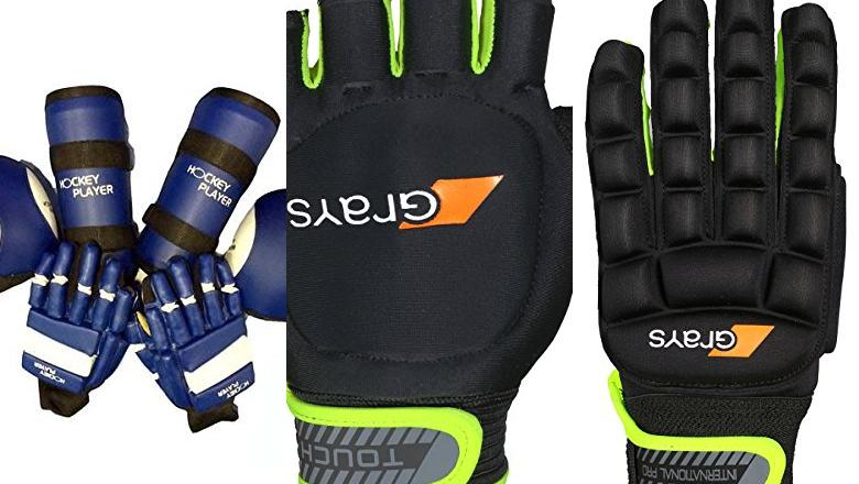 GUANTES HOCKEY PATINES
