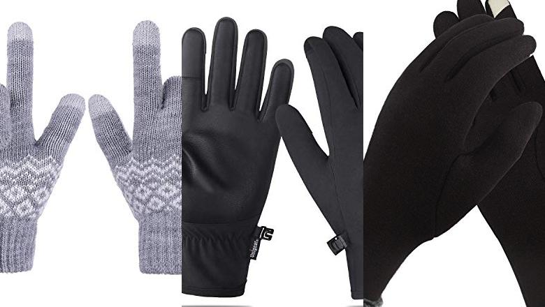 GUANTES INVIERNO MUJER