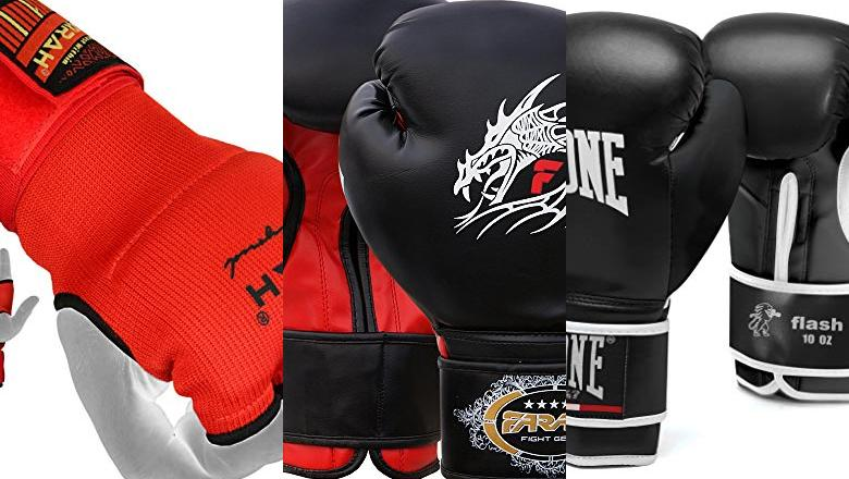 GUANTES KICK BOXING