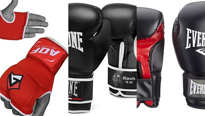 GUANTES KING BOXING