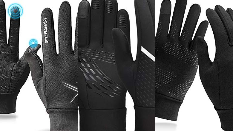 GUANTES RUNNING HOMBRE