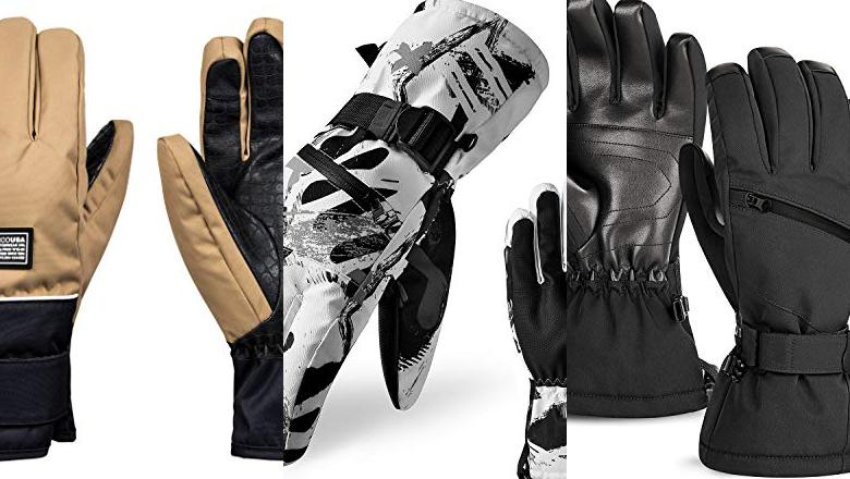 GUANTES SNOWBOARD