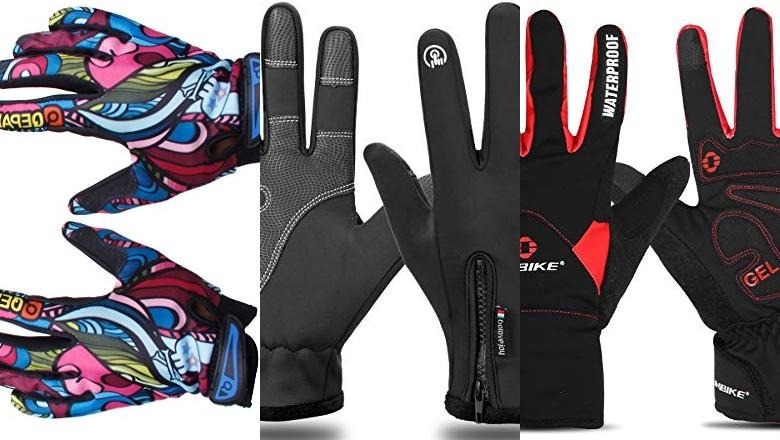 GUANTES WINDSTOPPER CICLISMO