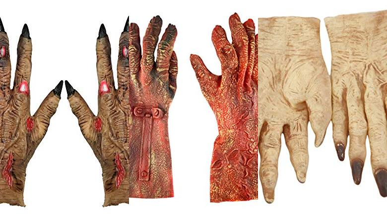 GUANTES ZOMBIE