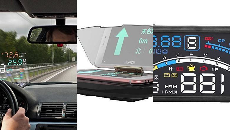 HEAD UP DISPLAY GPS