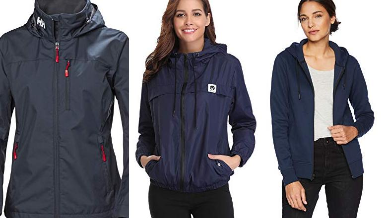 IMPERMEABLE CON FORRO MUJER